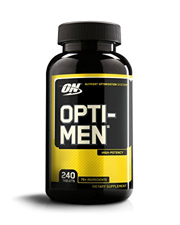 optimen-nutrition supplements