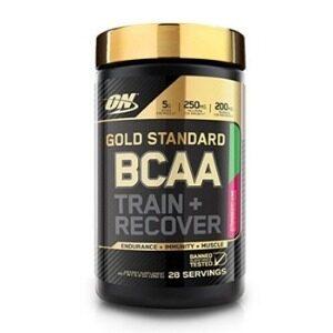 GOLD STANDARD BCAA – STRAWBERRY KIWI