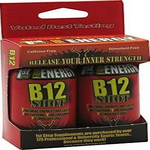 B12 supplements
