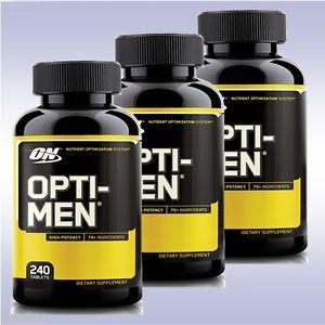 optimen-nutrition supplements
