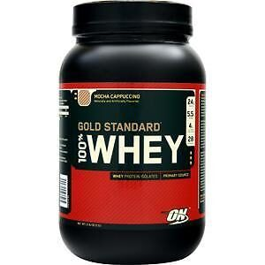 Gold standerd whey