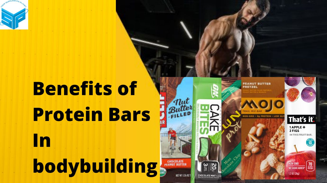 best protein bars for bodybuilding